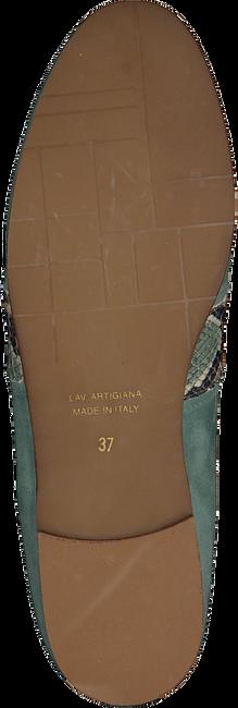Groene MARIPE Loafers 28639  - large