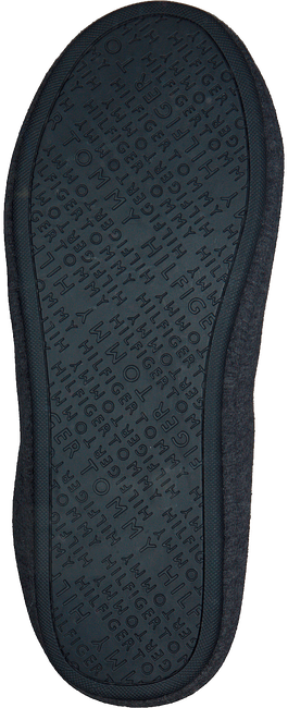 Grijze TOMMY HILFIGER Pantoffels CORNWALL 1D2  - large