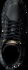 Zwarte GUESS Hoge sneaker FASE  - small