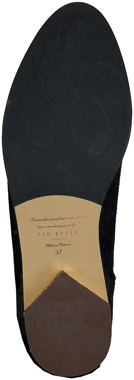 Zwarte TED BAKER Overknee laarzen NAYOMIE | Omoda