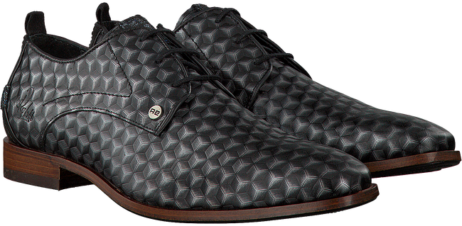 Grijze REHAB Nette schoenen GREG 3D  - large