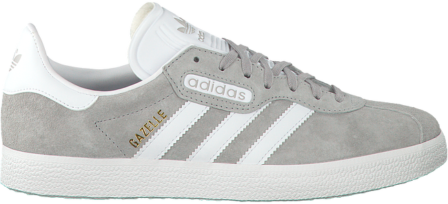Grijze ADIDAS Sneakers GAZELLE HEREN  - large