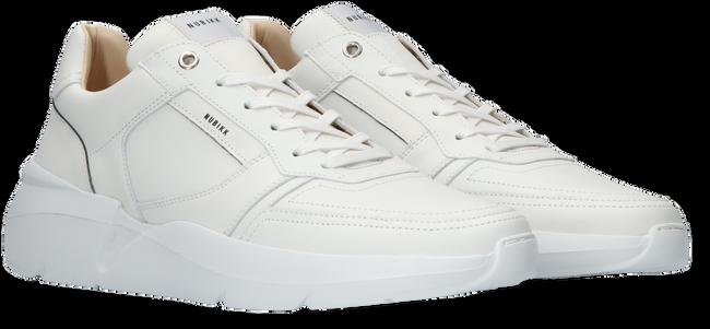 Witte NUBIKK Lage sneakers ROQUE ROAD HEREN  - large