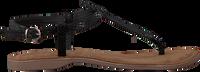 Zwarte LAZAMANI Sandalen 75.611  - medium