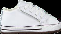 Witte CONVERSE Babyschoenen CHUCK TAYLOR  ALL STAR CRIBSTER - medium