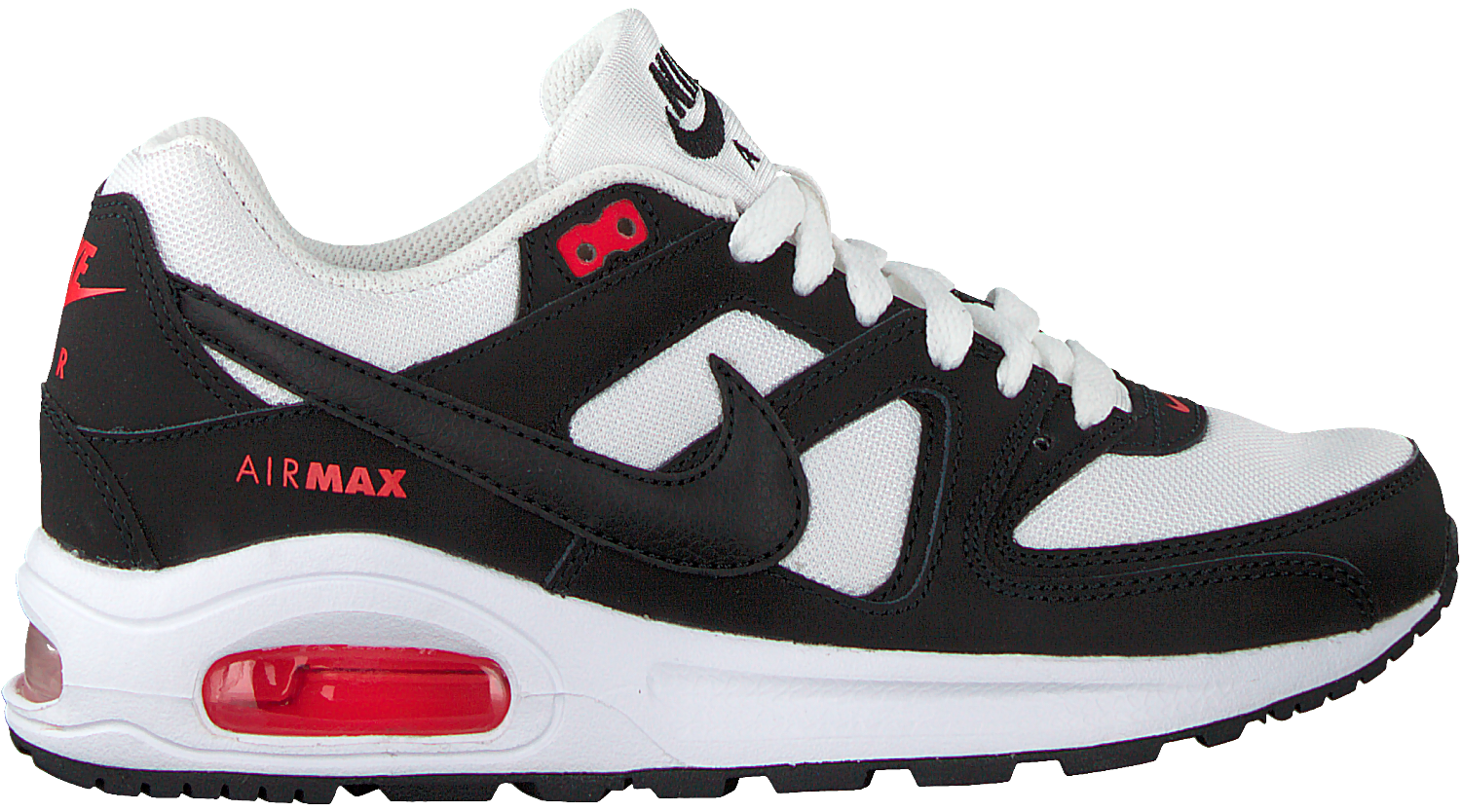 Witte NIKE Sneakers AIR MAX COMMAND FLEX (GS) | Omoda