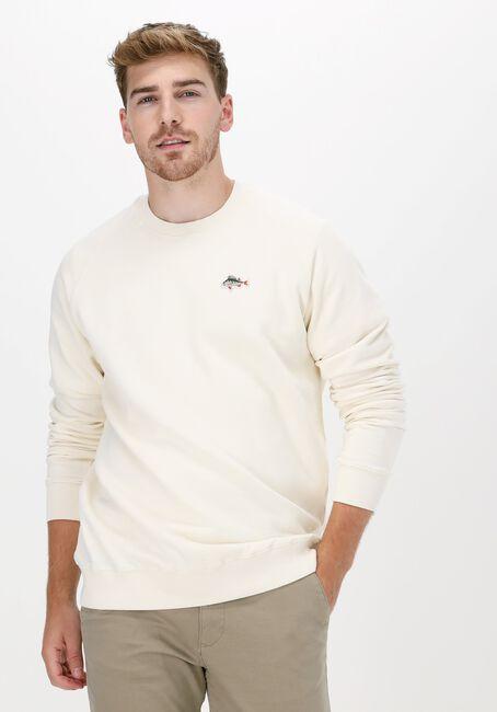 Gebroken wit FORÉT Sweater ROD SWEATSHIRT - large