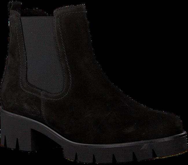 Zwarte GABOR Chelsea boots 710 - large