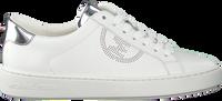 Witte MICHAEL KORS Lage sneakers KEATON LACE UP  - medium