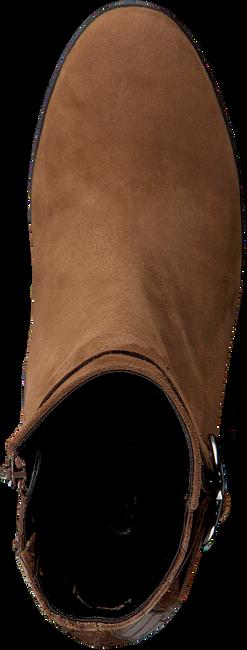 Bruine GABOR Enkellaarsjes 934  - large