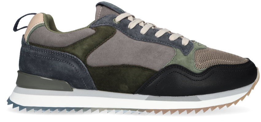 Multi THE HOFF BRAND Lage sneakers QUEBEC  - larger