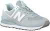 Grijze NEW BALANCE Lage sneakers WL574  - small