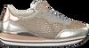 Gouden CRIME LONDON Sneakers DYNAMIC PAILETTES  - small