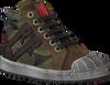 Groene RED-RAG Sneakers 15525 - small