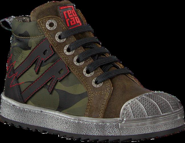 Groene RED-RAG Sneakers 15525 - large