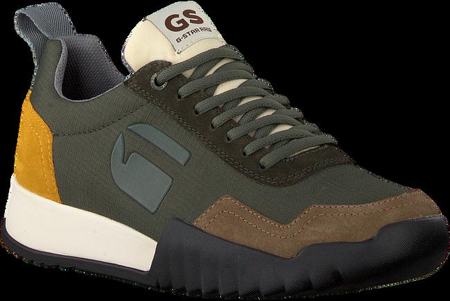 Groene G-STAR RAW Sneakers RACKAM ROVIC  - large