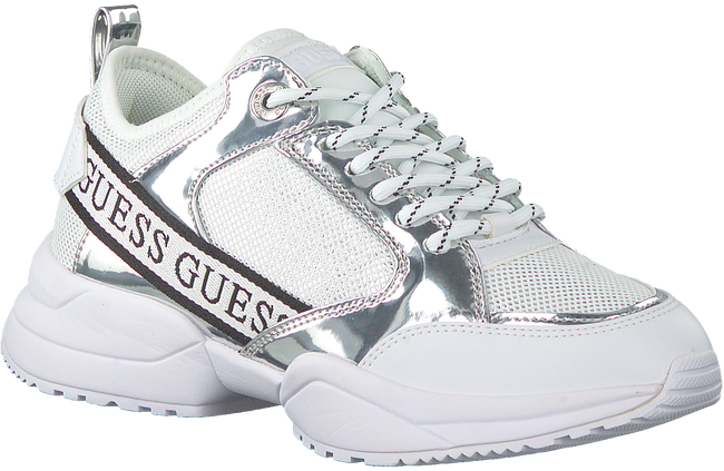 Witte GUESS Lage sneakers BREETA  - large
