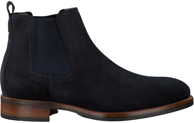 Blauwe OMODA Chelsea boots MRUMEO600  - large