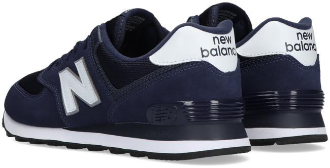 Blauwe NEW BALANCE Lage sneakers ML574  - large