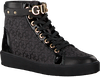 Zwarte GUESS Veterboots FLGRC3 FAL12  - small