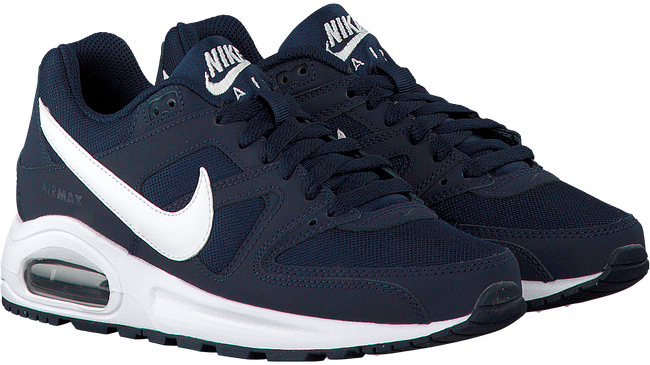 Blauwe NIKE Sneakers AIR MAX COMMAND FLEX (GS)  - large