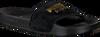 Zwarte PUMA Slippers LEADCAT SUEDE MEN - small