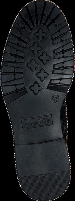 Zwarte HABOOB Enkelboots P6709 - larger