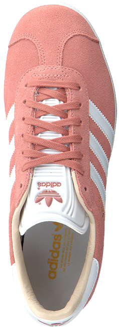 Roze ADIDAS Sneakers GAZELLE DAMES  - large