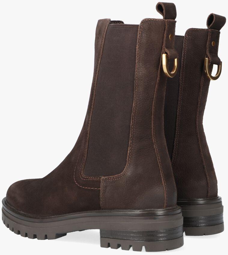 Bruine OMODA Chelsea boots LPMONK-05  - larger