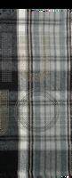 Zwarte LIU JO Sjaal STOLA CHECK CON LOGO STRASS  - medium
