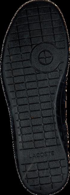 Zwarte LACOSTE Sneakers CARNABY EVO 318 - large