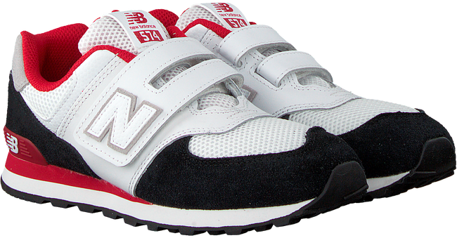 Witte NEW BALANCE Sneakers YV574 M  - large
