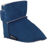 Blauwe BERGSTEIN Babyschoenen TEDDY - medium