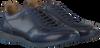 Blauwe VAN BOMMEL Sneakers 16192  - small