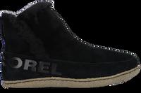 Zwarte SOREL Pantoffels NAKISKA BOOTIE  - medium