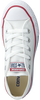 Witte CONVERSE Sneakers CHUCK TAYLOR KIDS - small