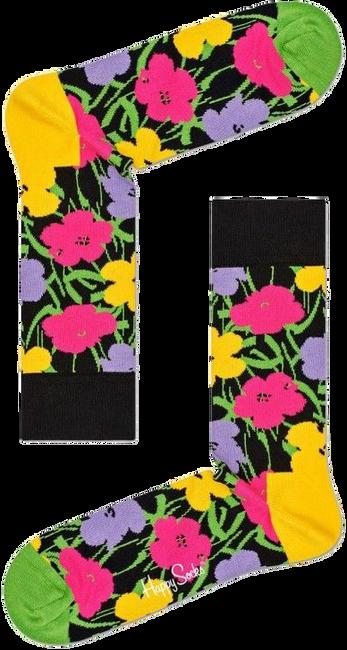 HAPPY SOCKS Sokken ANDY WARHOL FLOWER - large
