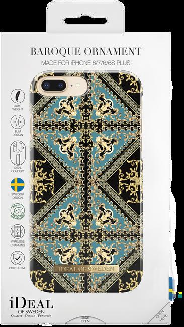 Groene IDEAL OF SWEDEN Telefoonhoesje CASE IPHONE 8/7/6/6S PLUS - large