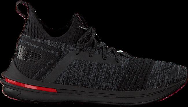 Zwarte PUMA Sneakers IGNITE LIMITLESS SR EVOKNIT  - large