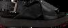 Zwarte VIA VAI Sandalen 5010053 - small