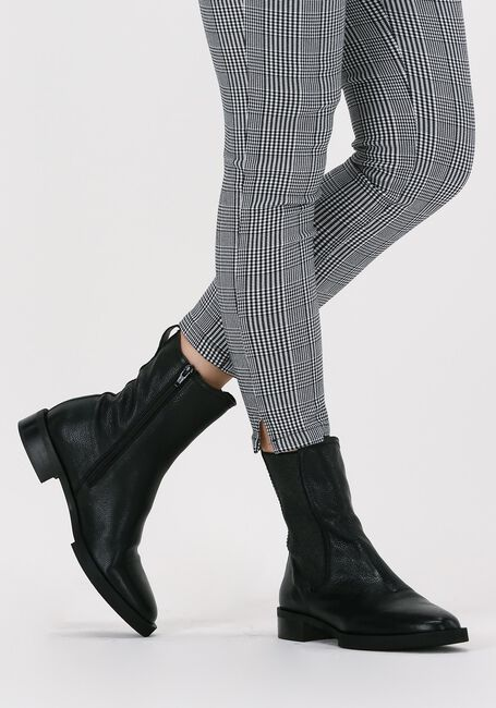 Zwarte PERTINI Chelsea boots 25175  - large