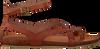 Cognac RED-RAG Sandalen 79128 - small