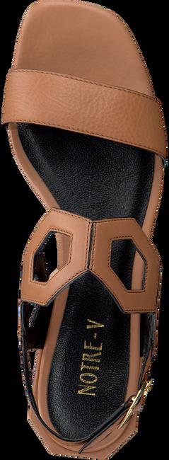 Cognac NOTRE-V Sandalen BZ0205X  - large