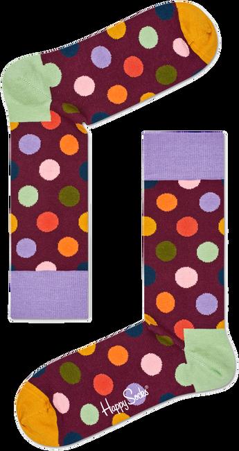 Multi HAPPY SOCKS Sokken BIG DOT - large