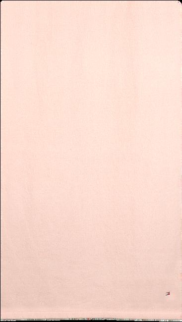 Roze TOMMY HILFIGER Sjaal FLAG KNIT SCARF  - large