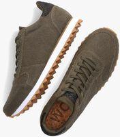 Groene WODEN Lage sneakers YDUN PEARL II  - medium