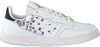 Witte ADIDAS Lage sneakers SUPERCOURT W  - small