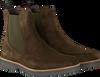 Groene NUBIKK Chelsea boots LOGAN BOND  - small