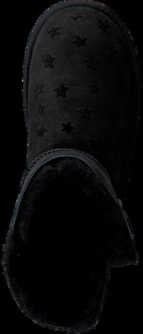 Zwarte UGG Vachtlaarzen BAILEY BUTTON II STARS  - large