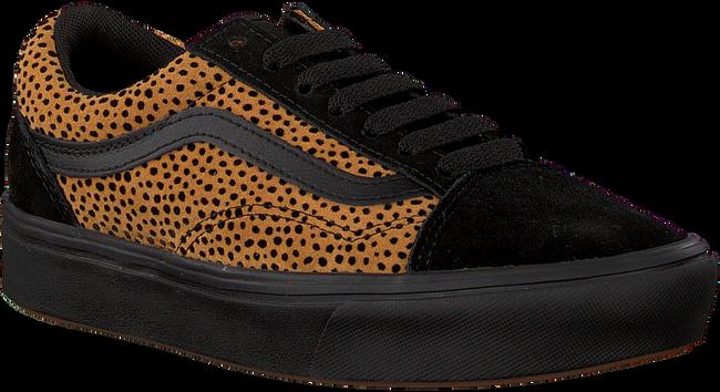 Zwarte VANS Sneakers UA COMFYCUSH OLD SKOOL WOMEN  - large